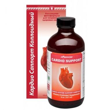 Кардио Саппорт (Cardio Support) коллоидная фитоформула описание, отзывы