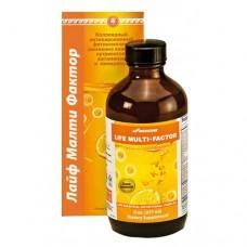 Лайф Малти-Фактор, суточная доза необходимых витаминов, коллоидная фитоформула