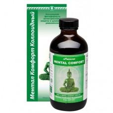 Ментал Комфорт, защита от стресса и нервных перенапряжений, коллоидная фитоформула