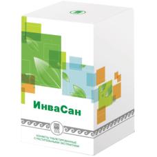ИнваСан - антипаразитарное, антипротозойное, противомикробное действие