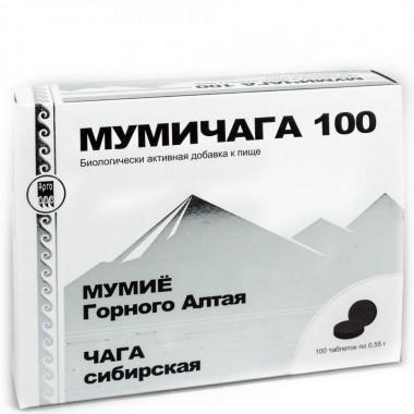 Мумичага 100 описание, отзывы