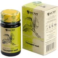 Токсидонт-май, экстракт корня лопуха - антитоксическое, антиоксидантное, противовоспалительное средство