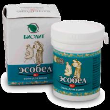 «Эсобел», соль для ванн - от тонзиллитов, ринитов, стоматитов, простудных явлений