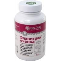 Флавигран-очанка - витамины и микроэлементы для глаз