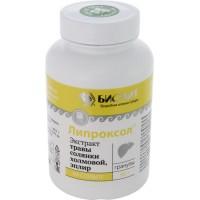 Липроксол на сорбите  для усиления медтерапии печени и острых гепатитов без сахара