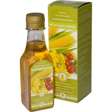 Масло растительное «Молодильное» описание, отзывы