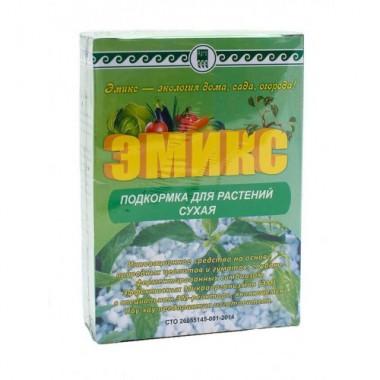 Эмикс, подкормка для растений сухая УРГАСА описание, отзывы