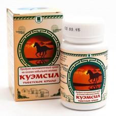 КуЭМсил Тибетское крыло - профилактика атеросклероза и преждевременного старения организма