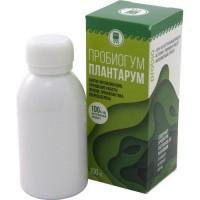 Пробиогум Плантарум - снятие интоксикации, улучшение работы печени, профилактика атеросклероза