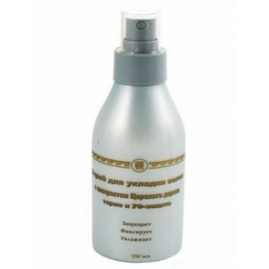 Спрей с экстрактом царского дерева для укладки волос (термо- и УФ-защита) описание, отзывы