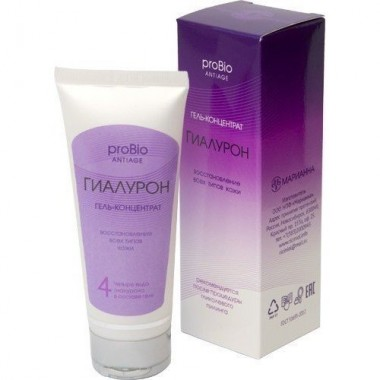 Гиалурон гель-концентрат - восстановление всех типов кожи описание, отзывы