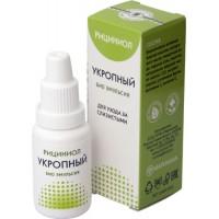 «Рициниол Укропный» для профилактики простудных и воспалительных заболеваний