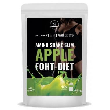 Энергетический напиток Amino Shake Slim - Яблоко описание, отзывы