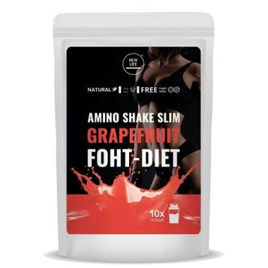 Энергетический напиток Amino Shake Slim - Грейпфрут описание, отзывы