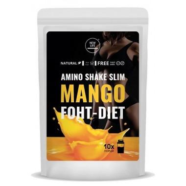 Энергетический напиток Amino Shake Slim - Манго описание, отзывы