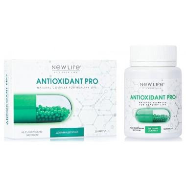 Antioxidant Pro (Антиоксидант Про) капсулы описание, отзывы