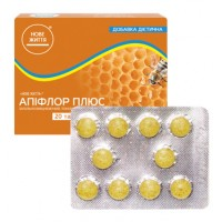 Апифлор Плюс (продукты пчеловодства для повышения давления)