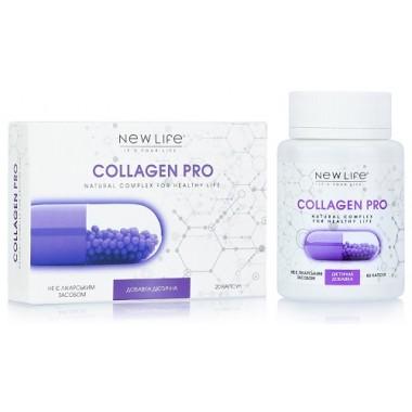 Collagen Pro (Коллаген Про) капсулы описание, отзывы