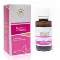 Солодки экстракт (для желудка и легких)