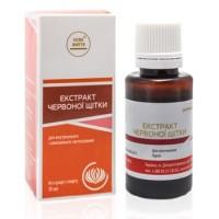 Красной щетки экстракт (для улучшения работы репродуктивной системы)