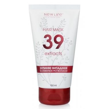 Маска для волос 39 экстрактов описание, отзывы