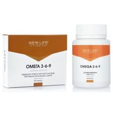Мягкие капсулы Омега 3-6-9 / Omega 3-6-9