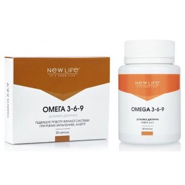 Мягкие капсулы Омега 3-6-9 добавка диетическая описание, отзывы