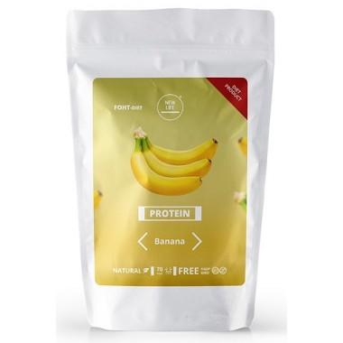 Протеиновый коктейль Банан описание, отзывы