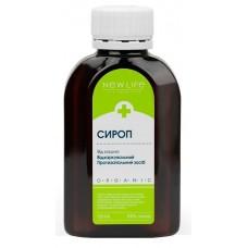 Сироп от кашля - отхаркивающее, противовоспалительное средство