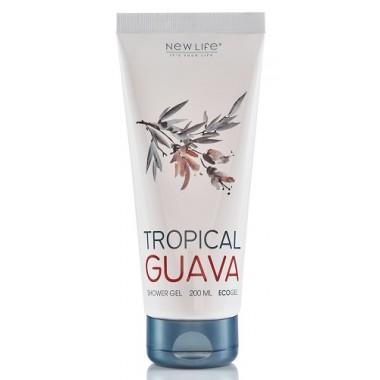 Гель для душа Tropical Guava описание, отзывы