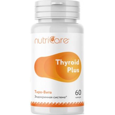 Тиро-Вита (Thyroid Plus) описание, отзывы