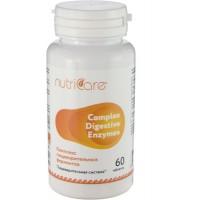 Комплекс пищеварительных ферментов расщепляет жиры, белки, углеводы