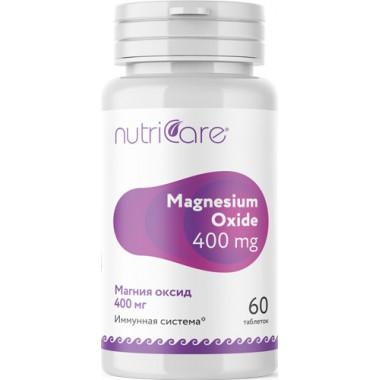Магния оксид 400 мг (Magnesium Oxide 400 mg)  описание, отзывы