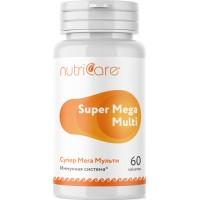 Супер Мега Мульти комплекс витаминов, минералов