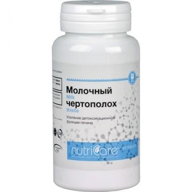 Молочный чертополох (Milk thistle)  описание, отзывы