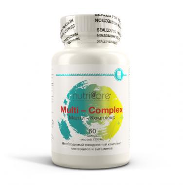 Малти-Комплекс (Multi-Complex)  описание, отзывы