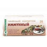 Фито-чай «Иммунный» - обладает противовирусным действием