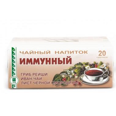 Фито-чай «Иммунный» описание, отзывы