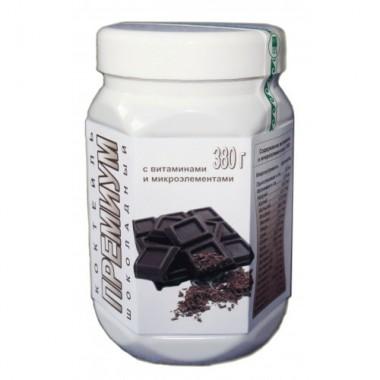Коктейль ПРЕМИУМ «Шоколадный» описание, отзывы