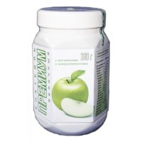 Коктейль Премиум Яблочный для похудения и при дисбактериозе