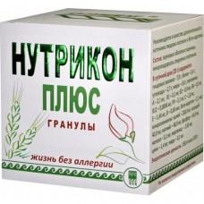 Нутрикон Плюс при аллергии и для улучшения состояния иммунной системы