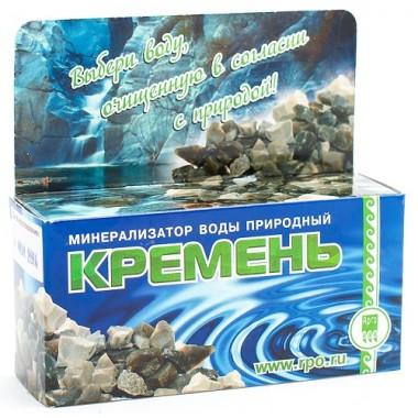 Минерализатор воды природный «Кремень» описание, отзывы