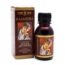 Бальзам «Казанова» - оказывает стимулирующее влияние на половую функцию