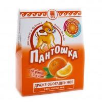 Пантошка, драже для детей - дополнительный источник витаминов