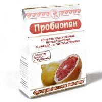 Конфеты молочные обогащенные  Пробиопан