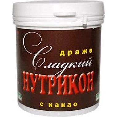Драже «Сладкий нутрикон» с какао (код 0234) описание, отзывы