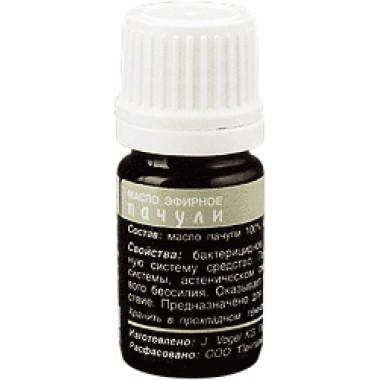 Эфирное масло Пачули описание, отзывы