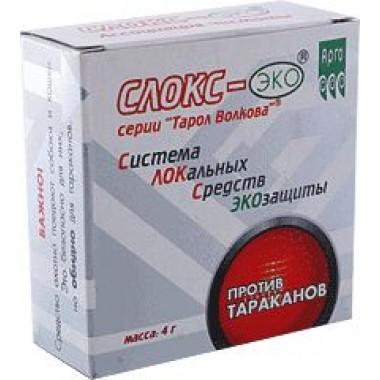СЛОКС-эко против тараканов  описание, отзывы