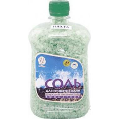 Соль океаническая для ванн «Пихта» описание, отзывы
