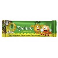 Батончик фруктовый «Тропик» с ананасом